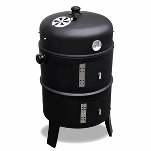 Mahalia Portable Charcoal Barbecue By Sol 72 Outdoor