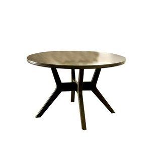 Reviews Stiltner Mid-Century Modern Dining Table ByWrought Studio