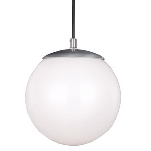 Affordable Graybeal 100W 1-Light Pendant By Three Posts