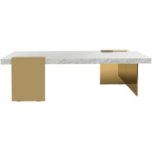 Custom Marble Coffee Table Decoration Ideas