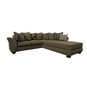 Bairdford Clyde Sectional by Red Barrel Studio