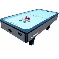 8u0027 easton air hockey table with retractable scorer - Air Hockey Tables