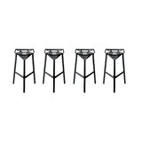 Abinav Counter & Bar Stool (Set of 4) by Latitude Run
