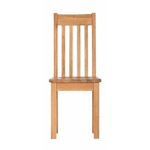 Rafeala Solid Wood Dining Chair (Set Of 2) By August Grove