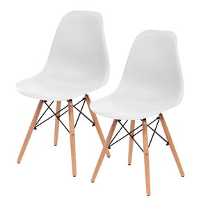 Charming Shell Side Chair (Set Of 2)