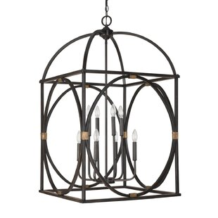 Darby Home Co Chesham 8-Light Foyer Pendant
