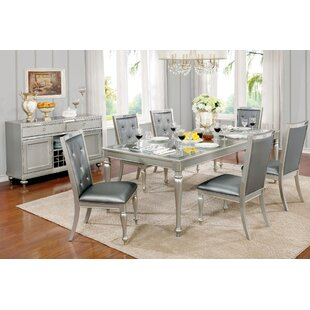 Fernan 7 Piece Extendable Dining Set