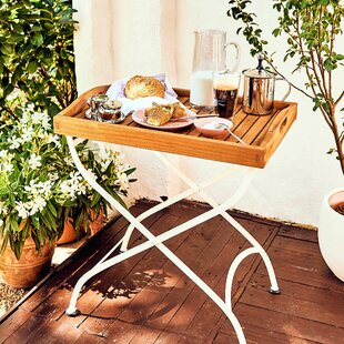 Parklife Folding Bistro Table By Butlers