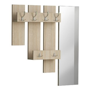Wall Mounted Coat Rack By Brayden Studio