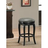 Olivet Bar & Counter Swivel Stool with Cushion by Darby Home Co