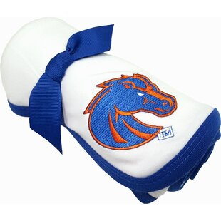 84 by 15 College Covers Boise State Broncos Printed Curtain Valance