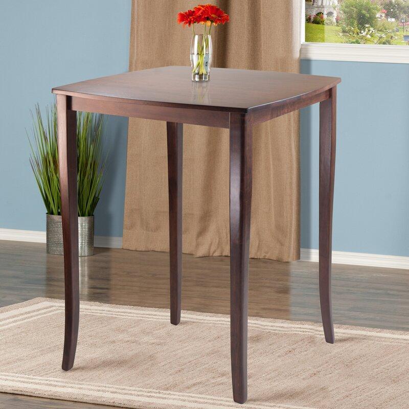 Hemphill 3 Piece Counter Height Pub Table Set
