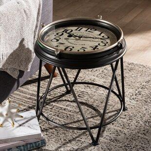 Szeto Tray Table by Gracie Oaks