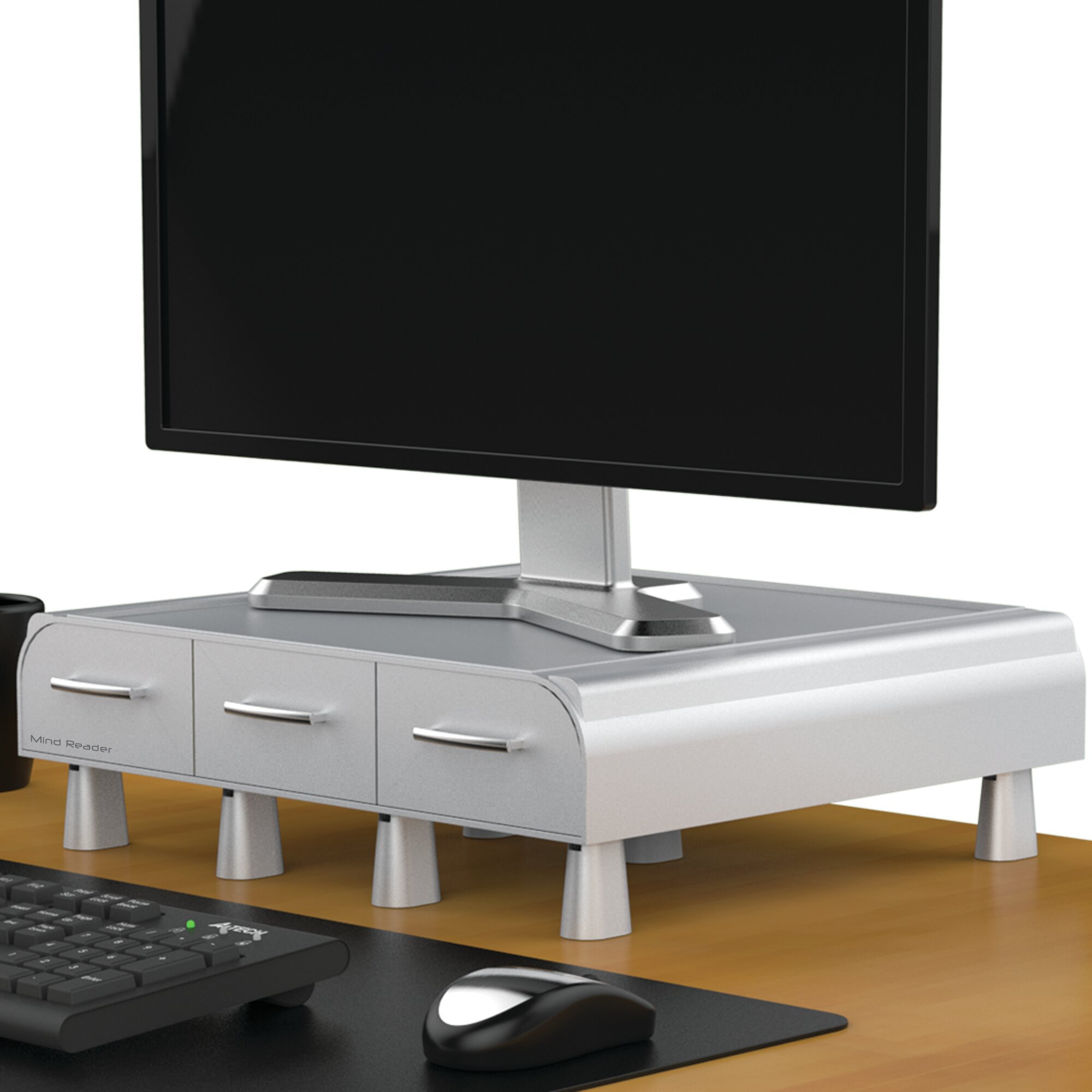 premier audio monitor mic mounts store mount usb for audiomicusb stand desktop with series dual ports desk loctek