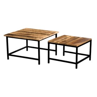 Jocelyn 2 Piece Nesting Tables
