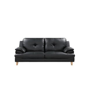 Ashdown 3 Seater Sofa By Mercury Row