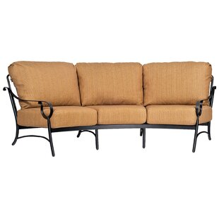 Ridgecrest Patio Sofa by Woodard