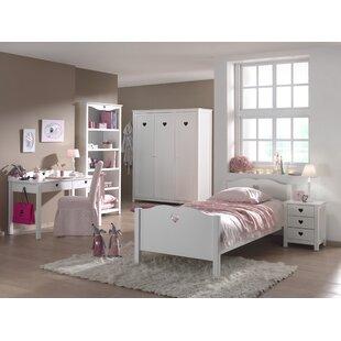 Andrews 5 Piece Bedroom Set By Harriet Bee