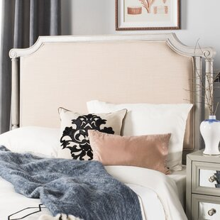 Tadoussac Upholstered Panel Headboard by Lark Manor