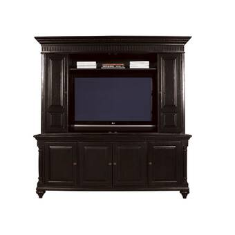 Tommy Bahama Home Kingstown Solid Wood Entertainment Center For Tvs Up To 55 Perigold
