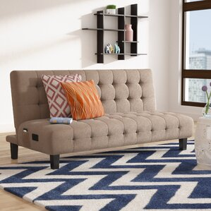 Upper Shockerwick Convertible Sofa by Latitude Run