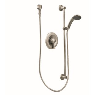 Find a Commercial Shower Faucet with Valve and Lever Handle ByMoen