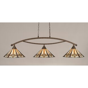 Austinburg 3-Light Billiar..