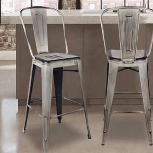 Shopping for Aiello 30 Bar Stool (Set of 2) by Williston Forge Reviews (2019) & Buyer's Guide