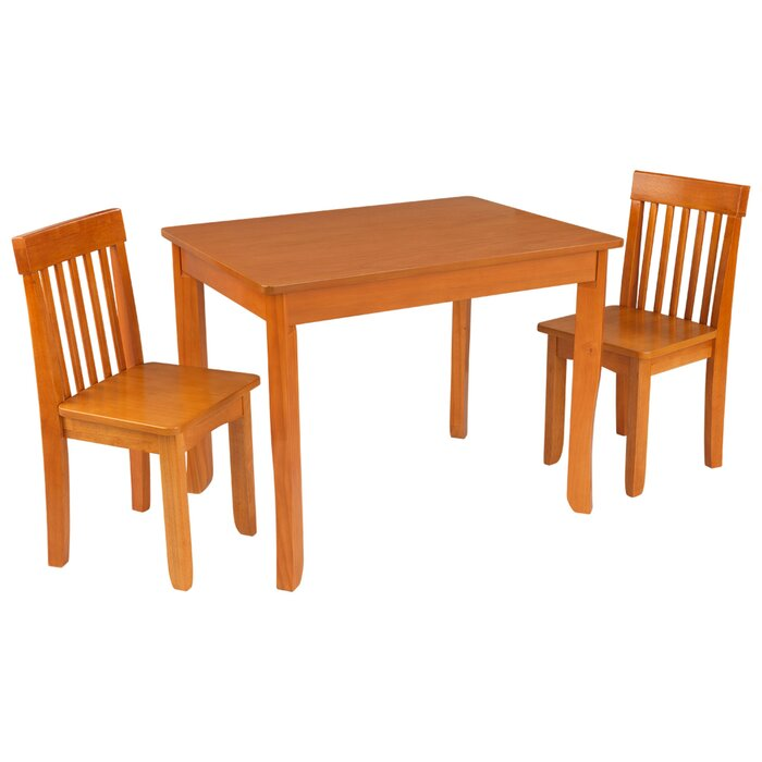 Superb Avalon Kids 3 Piece Writing Table And Chair Set Ncnpc Chair Design For Home Ncnpcorg