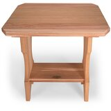 Ardoin Solid Wood Side Table