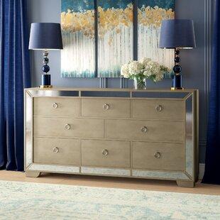 Ligia 8 Drawer Dresser