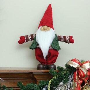 Gnome Christmas Tabletop Decoration