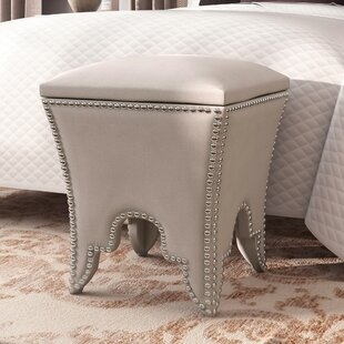 Deidra Storage Ottoman By Fairmont Park