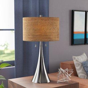 Price comparison Haugland 30 Table Lamp By Mercury Row