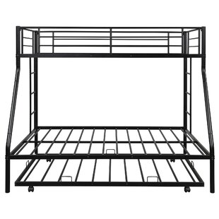 Burnight Twin over Full Bunk Bed with Trundle by Latitude Run