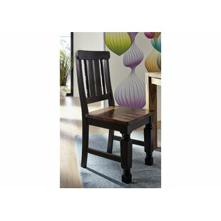 New Boston Solid Wood Dining Chair By Massivmoebel24