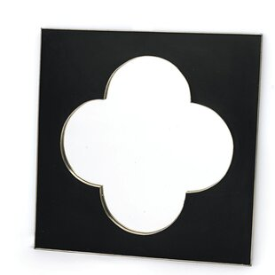 Mercer41 Clover Accent Mirror