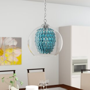 Schueler 1-Light Globe Pendant