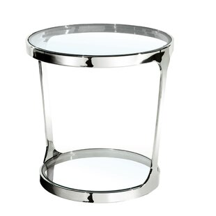 Reviews End Table by Bellini Modern Living