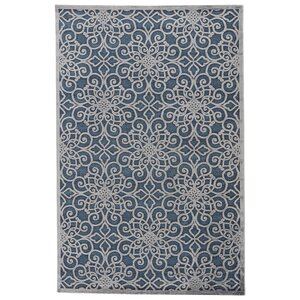 Ada Blue/Gray Area Rug