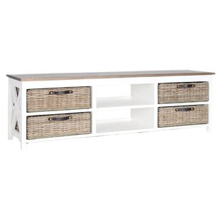 Cleveland TV Stand for TVs up to 58 by Beachcrest Home