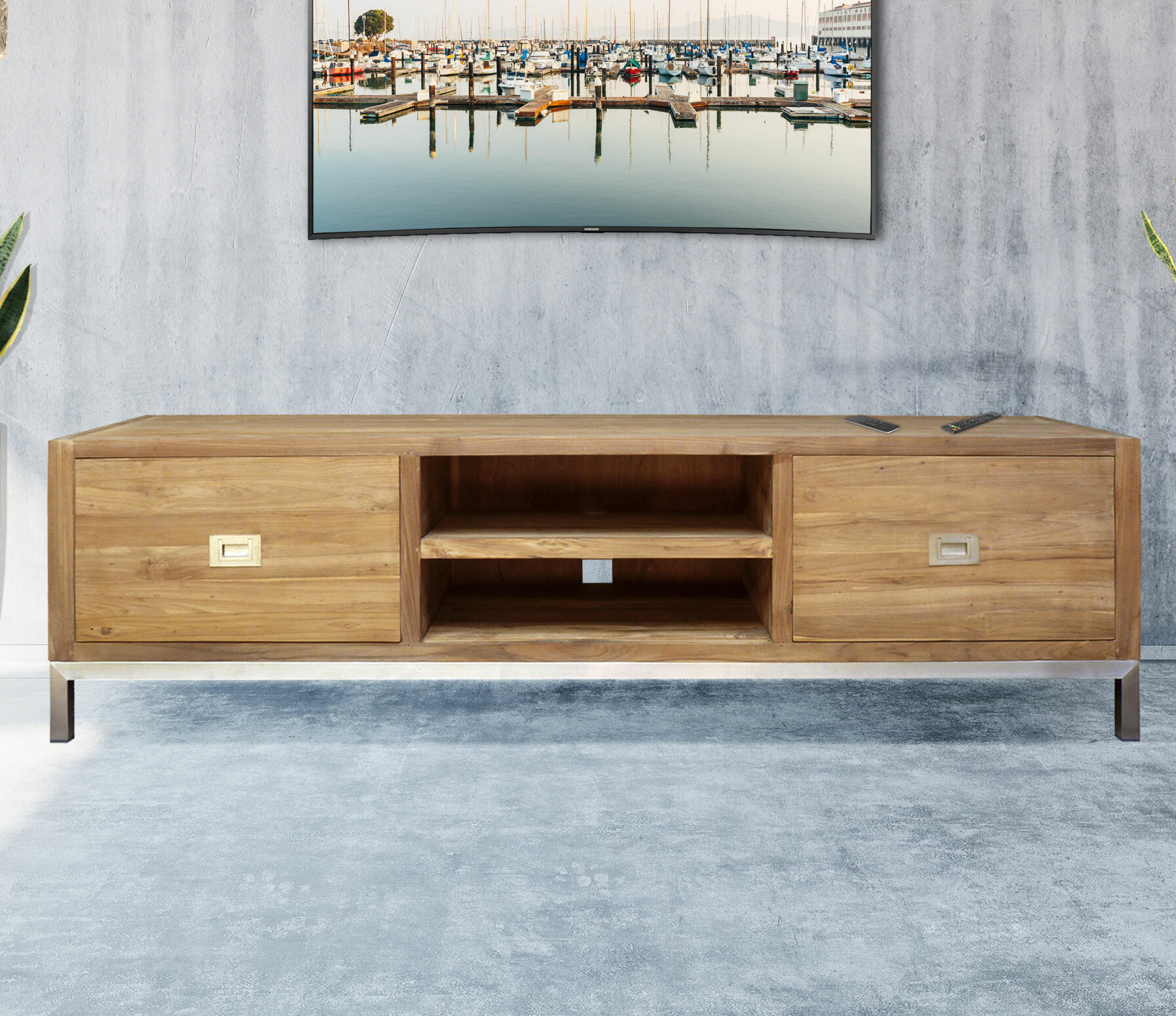 Annandale Tv Stand For Tvs Up To 88