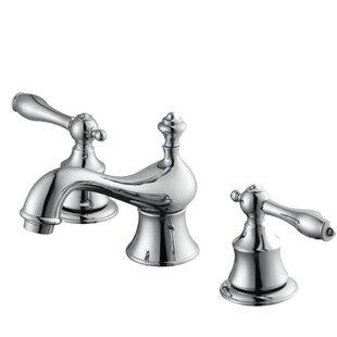 Aqueous Faucet Teabury Widespread Bathroom Faucet