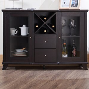 goudreau dining server - Wine Credenza