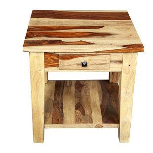 Loon Peak Reaves End Table