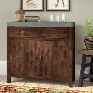 Brygon Creek 2 Door 2 Drawer Accent Cabinet by Loon Peak