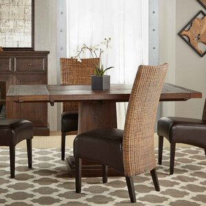 Parfondeval Square Extension Dining Table by Lark Manor