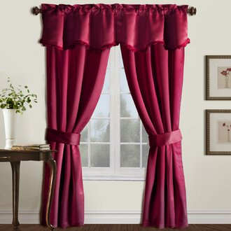 Just Like The Name Implies Window Scarf Is D Above Or Door From One Side To Other This Gives A Softer Look Than Most Valances