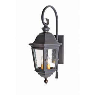 Tiamo 2-Light Outdoor Wall Lantern by 2nd..