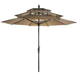 Graham Market Umbrella by Jordan Manufacturing